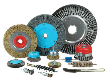 Grinding Disc and Wire Brushes
